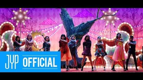 "TWICE ""YES or YES"" M V"