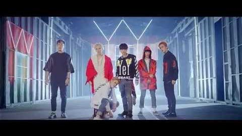 BEAST - 「YeY -Japanese Version-」