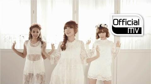 MV TINY-G(타이니지) ICE BABY(아이스 베이비) (Dance ver