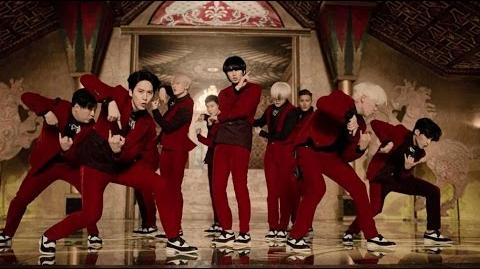 SUPER JUNIOR 「MAMACITA-AYAYA-」(Short ver