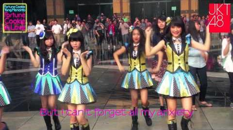 "JKT48 & Fans - ""Fortune Cookie in Love"" (English Version)"