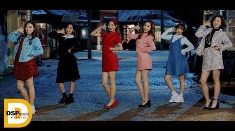 MV APRIL(에이프릴) MAYDAY (메이데이) Music Video