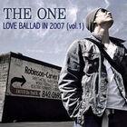 The One - Love Ballad In 2007 Vol.1