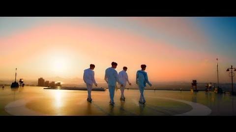 100%『Summer Night』MV