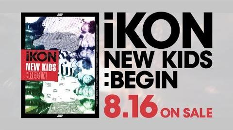 IKON - B-DAY (Japanese Ver