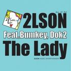 The lady 43730