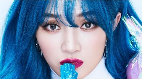 Meng Jia - Candy (Lyric Video)