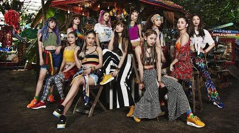 E-girls - My Way feat