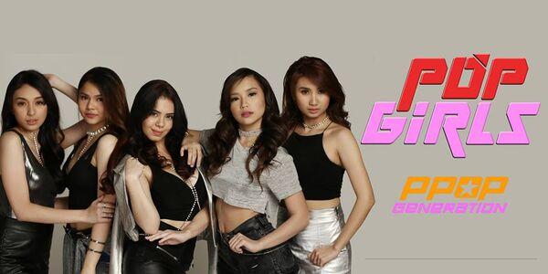 Pop Girls PPop Generation