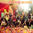 Girls' Generation LOVE&GIRLS 3rd Japanese Album Cover