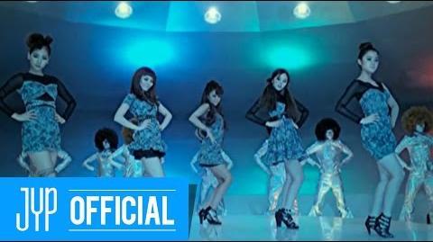 "Wonder Girls ""2 Different Tears (Eng"