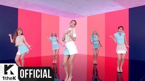 MV UNICORN(유니콘) HUK(헉) (Dance Ver