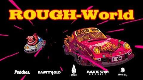 Nafla & Loopy - Rough World