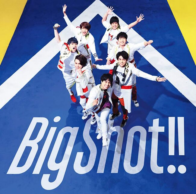 Johnny's WEST - Big Shor!!-CD