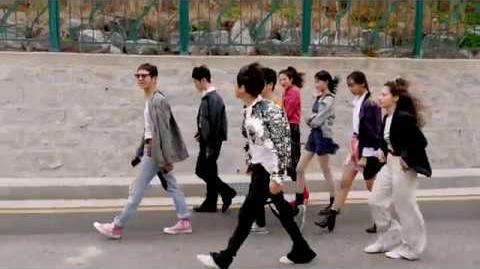 M V Nam Taehyun(남태현)(South Club) - 왕따(OUTCAST)