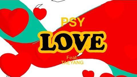 PSY - 'LOVE' (feat