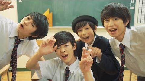 【MAGiC BOYZ】DK GO!!!【MV】
