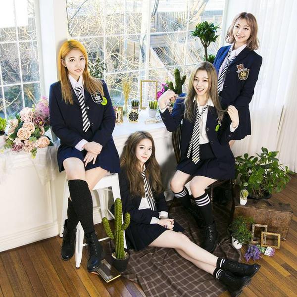 HIGHTEEN Teen Love promotional photo