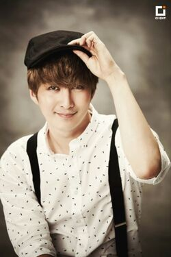 Kim Hyung Jun-In the Heights
