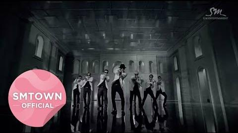 Super Junior -SPY (Dance ver)