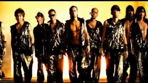 EXILE TRIBE 24karats TRIBE OF GOLD -short version-