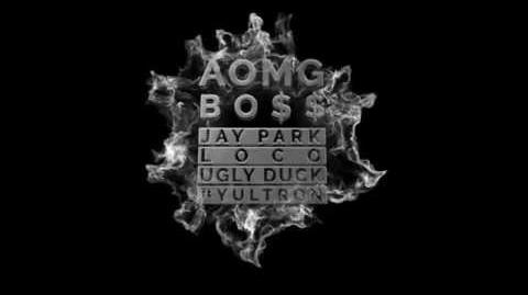 박재범 Jay Park 'BO$$ (Feat Yultron, 로꼬 & Ugly Duck)' Official Music Video