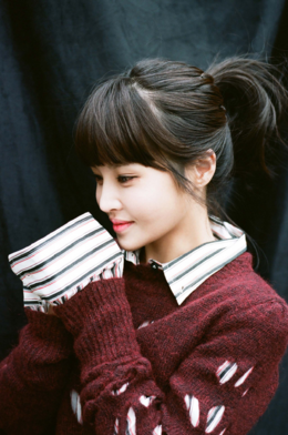 Boram Remember promotional photo