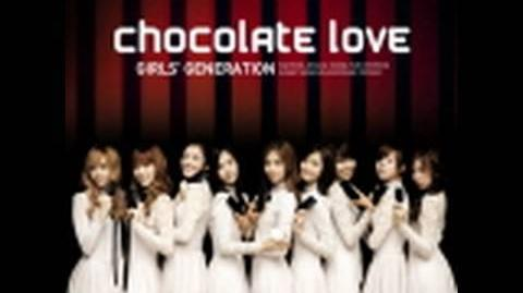 Girls' Generation - Chocolate Love