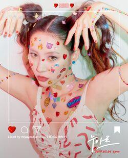 Sunmi - 1 Like it