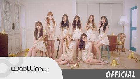 """러블리즈(Lovelyz) """"종소리(Twinkle)"""" Official MV"""