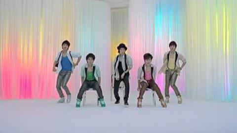 SHINee - Love like Oxygen (Dance Ver)