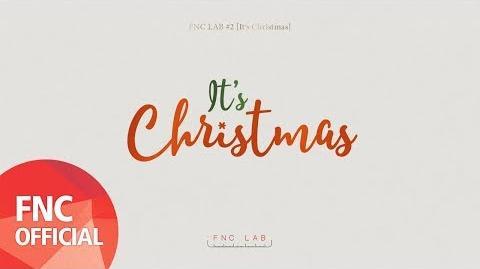 FNC ARTIST – It's Christmas M V