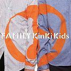 Kinki kids . Family-CD
