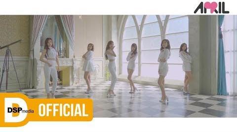 APRIL(에이프릴) - 파랑새(The Blue Bird) Choreography Video