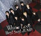 Caratula HSJ - White Love -regular edition-