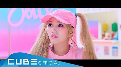전소연(JEON SOYEON) - 'Jelly' Official Music Video