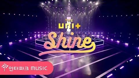 M V THE UNI+ - Shine