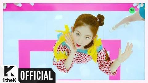 MV MOMOLAND(모모랜드) Freeze(꼼짝마) (Dance ver