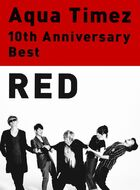 Aqua Timez - 10th Anniversary Best Red TA lim