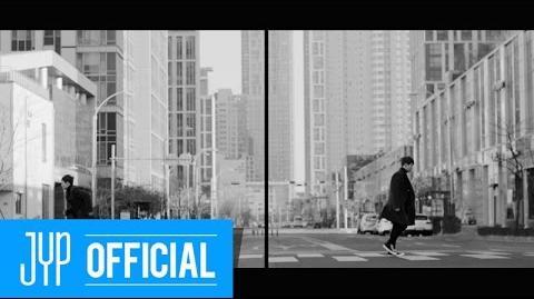 """Jo Kwon(조권) """"Crosswalk(횡단보도)"""" M V"""