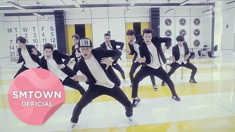 Super Junior M - Swing (Korean Ver