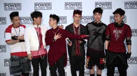 YG FAMILY CONCERT 2014 「POWER」IN JAPAN (TeamB)