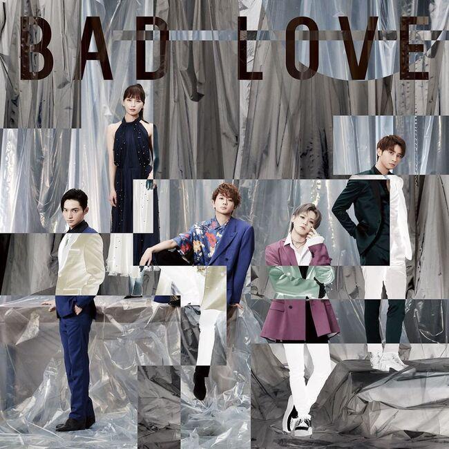 AAA - Bad Love-CD