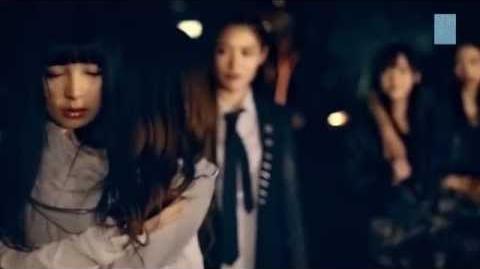 SNH48 《生命之风》 新舞蹈正式发布! 風は吹いている MV