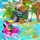 MABU - Summer Won't Be Back (remix)-CD
