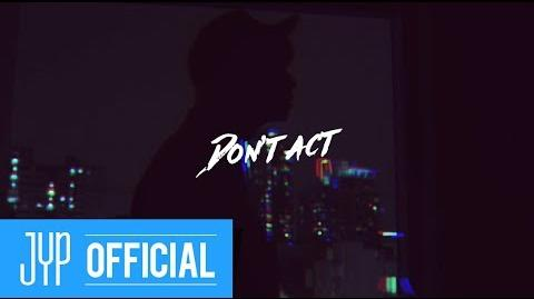 Jang Woo Young - Don't act