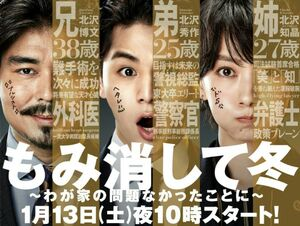 Momikeshite Fuyu NTV2018