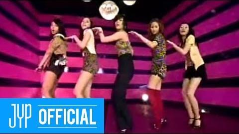 """Wonder Girls """"So Hot"""" M V"""