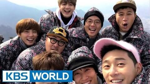 2 Days & 1 Night - Season 3 Pretty Boys Winter Camp Part 1 ENG 2016.12