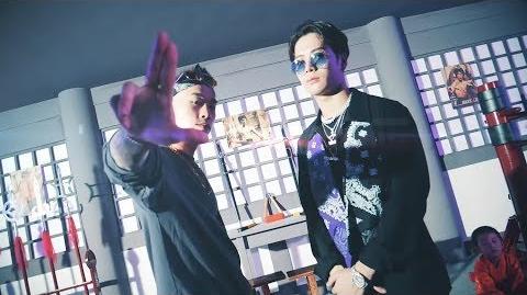 Al Rocco X Jackson Wang 王嘉尔 - Bruce Lee 李小龙 (Official Music Video)